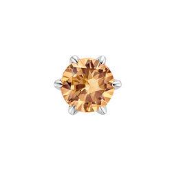 MY iMenso Middensteen Champagne Zirkonia 10mm 281004