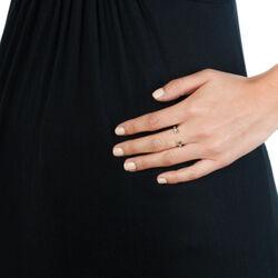Hot Diamonds Zilveren Ring Lucky Dr165