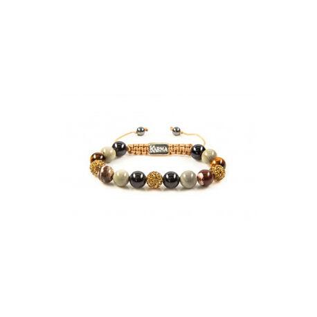 Karma Armband Spiral Salamander 34092