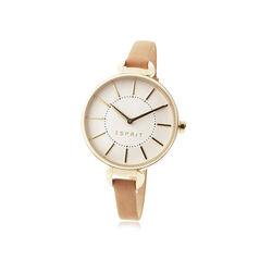 Esprit Horloge Catelyn Licht Bruin Es108582001