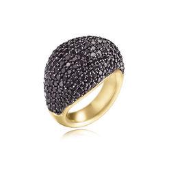 Esprit Damesring Nyxia Black  Esrg02034d