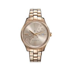 Esprit Horloge Phoebe Rose Verguld Staal