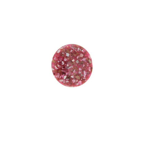MY iMenso 14 Mm Crushed Shell Dark Pink 140859