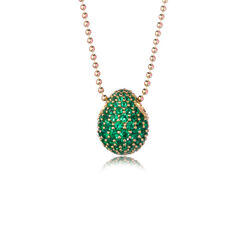 Ketting Tf 9 Green Eye Medium