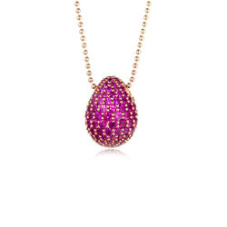 Ketting Tf9 Berry Field Eye large