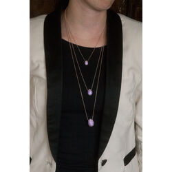 Ketting Tf 9 Purple Plum Eye Medium