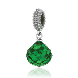 Endless Jlo Charms Emerald Mysterious Drop 3301-5