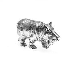 Zilveren Strooier Nijlpaard