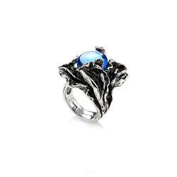 Raspini Ring Blauwe Orchidee