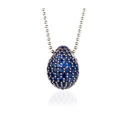 Tf9 Blue Eye Large Faberge