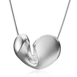 Lapponia zilver collier With Love