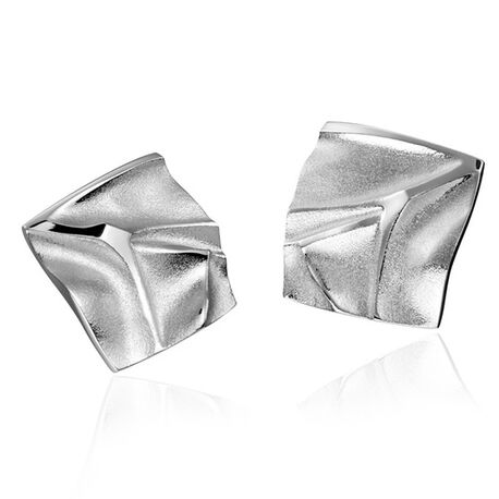 Lapponia zilveren oorsteker Gelo 672056