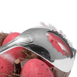 Dubbelrondfilet Zilveren Eierlepel