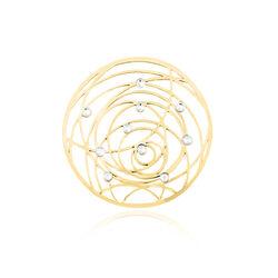 MY iMenso swirl verguld zilver 33-1267