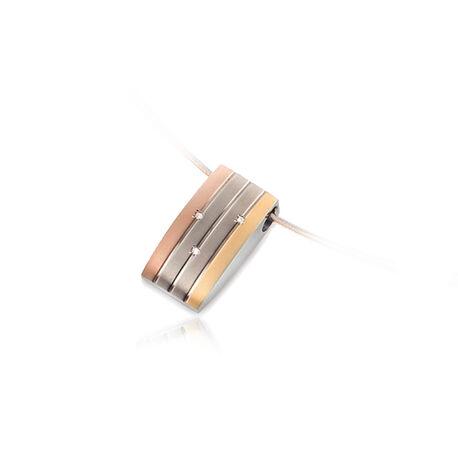 Boccia titanium schuif hanger tricolor 0792-02