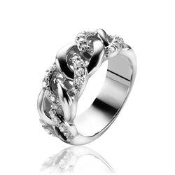 Zinzi gourmet ring zirkonia ZIR1056Z