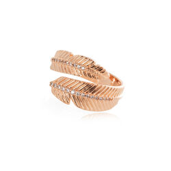 Esprit Rose Ring Veer Esrg02618c