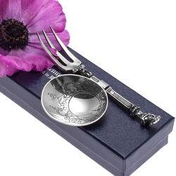 Zilver reisbestek historische collectie Begeer