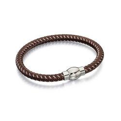 Bruine armband Fred Bennett
