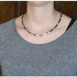 Boccia collier titanium 0877-01