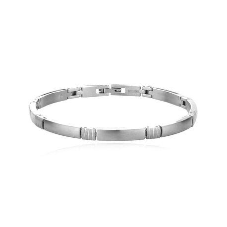 Boccia armband titanium 03002-01