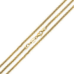 MY iMenso vergulde Diabomba collier 27-0053-70 cm