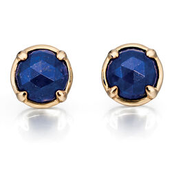 Fiorelli 9 krt Oorstekers Luminary Lapis Lazuli Ge2065