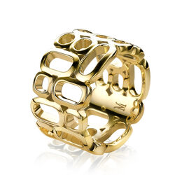 Gouden ring Zinzi Mart Visser