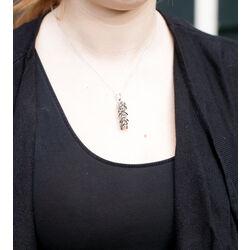 Spark Frou Frou necklace Black Patina