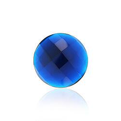 MY iMenso 24mm Crystal Saffier Blauwe Cat Eye 241287