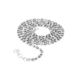 MY iMenso zilver Beads collier 27-0018-50-80 cm