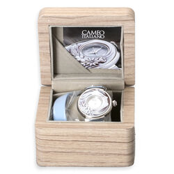 Diluca Cameo Italiano horloge blauw