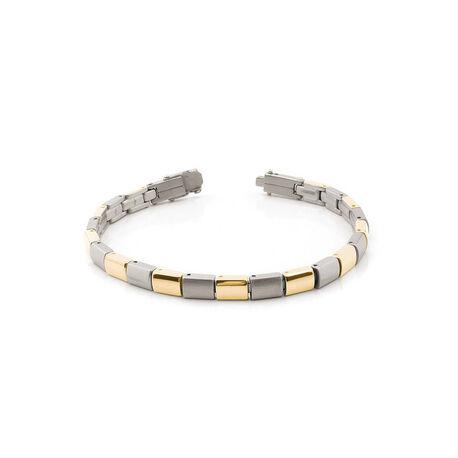 Boccia armband bicolor 0313-02