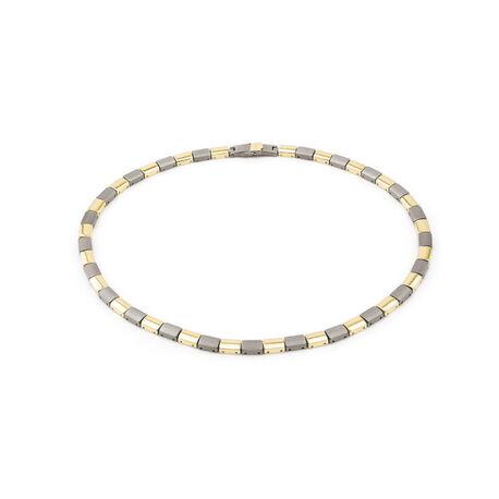 Boccia Titanium Bicolor Collier 0812-02