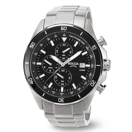 Titanium horloge voor heren