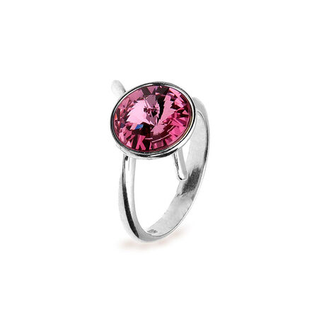 Zilveren ring Sweet Candy Spark