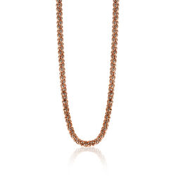 Rosé collier diabamba 45 cm zic1299r Zinzi