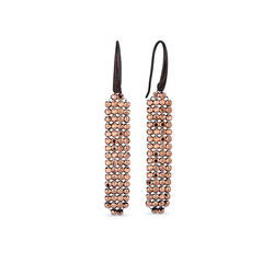 Spark Zilveren Classy Earrings Rose Gold