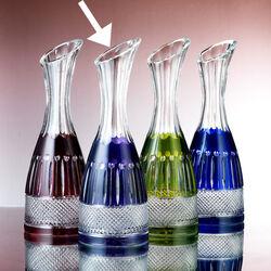 Fabergé Hermitage kristallen schenkkan paars