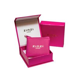 Zinzi Gold gouden creolen Zgo128