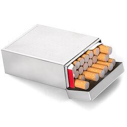Hermann Bauer Zilveren Sigarettendoos