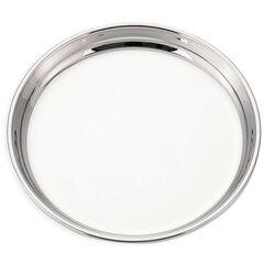 Gladde zilveren Flessenbak van Hermann Bauer