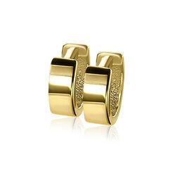 Gouden creolen van Zinzi Gold ZGO123