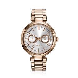 Esprit dames horloge rosé ES109512003