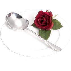Aardappellepel zilver model Prinses 1069