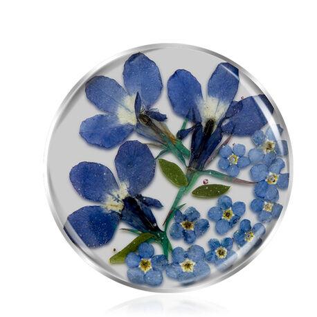 Flora Blue insignia 33 mm MY iMenso 331329