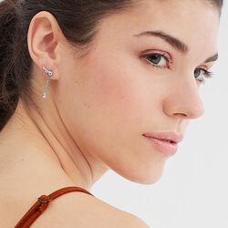 Esprit zilveren oorstekers earclimbers ESER92936A