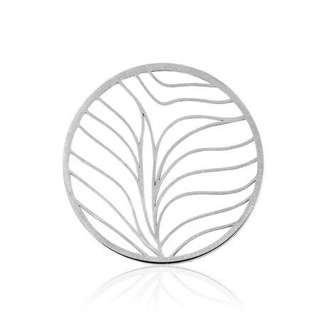 Zilveren cover bladnerf MY iMenso