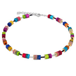 Coeur de Lion collier multicolour gold 4746-10-1500
