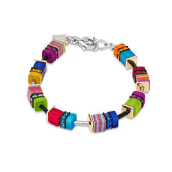 Coeur de Lion armband multicolour gold